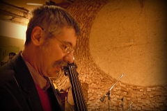 Luca Garlaschelli, Double Bass