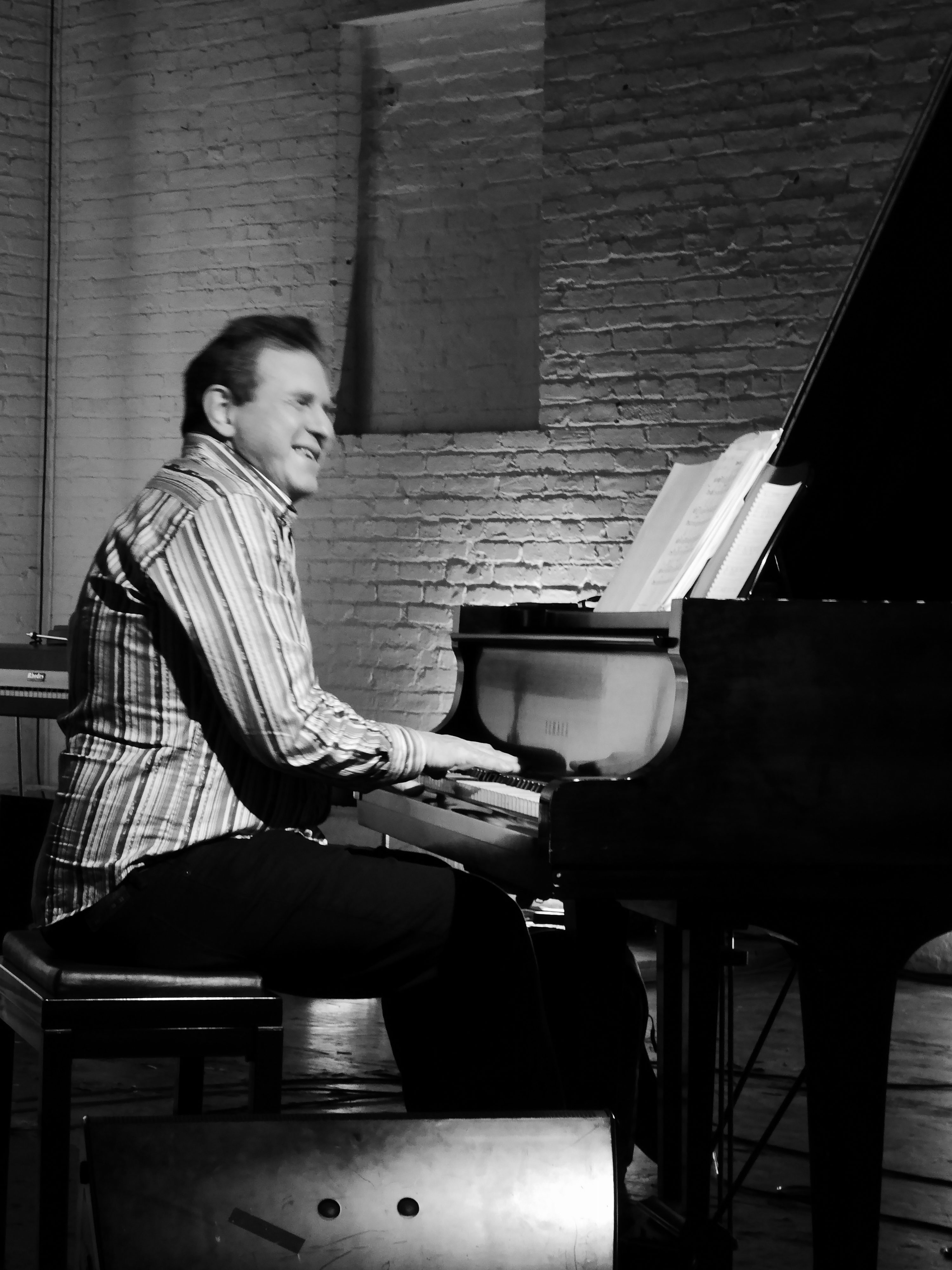 Bruce Barth, Piano