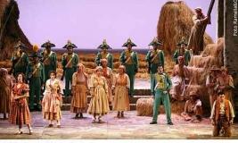 Teatro Regio, Torino L'Elisir d'Amore Antonello Allemandi/Fabio Sparvoli
